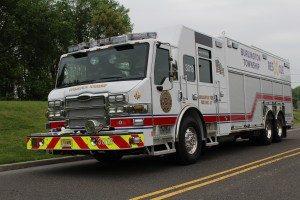 New Rescue Truck