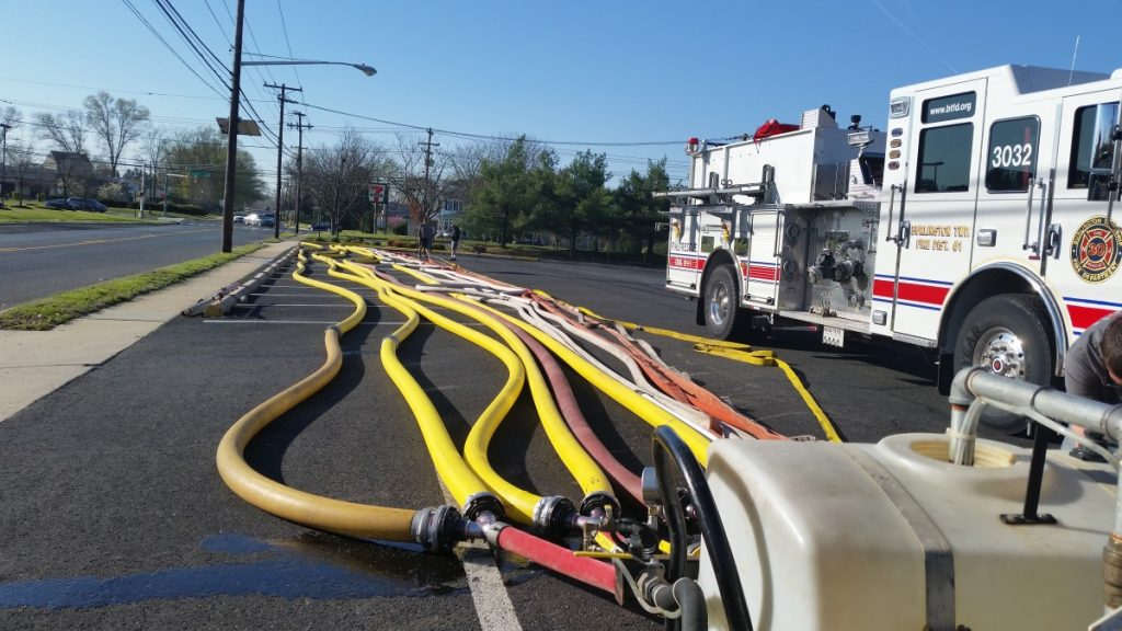 Annual Hose and Ladder Testing