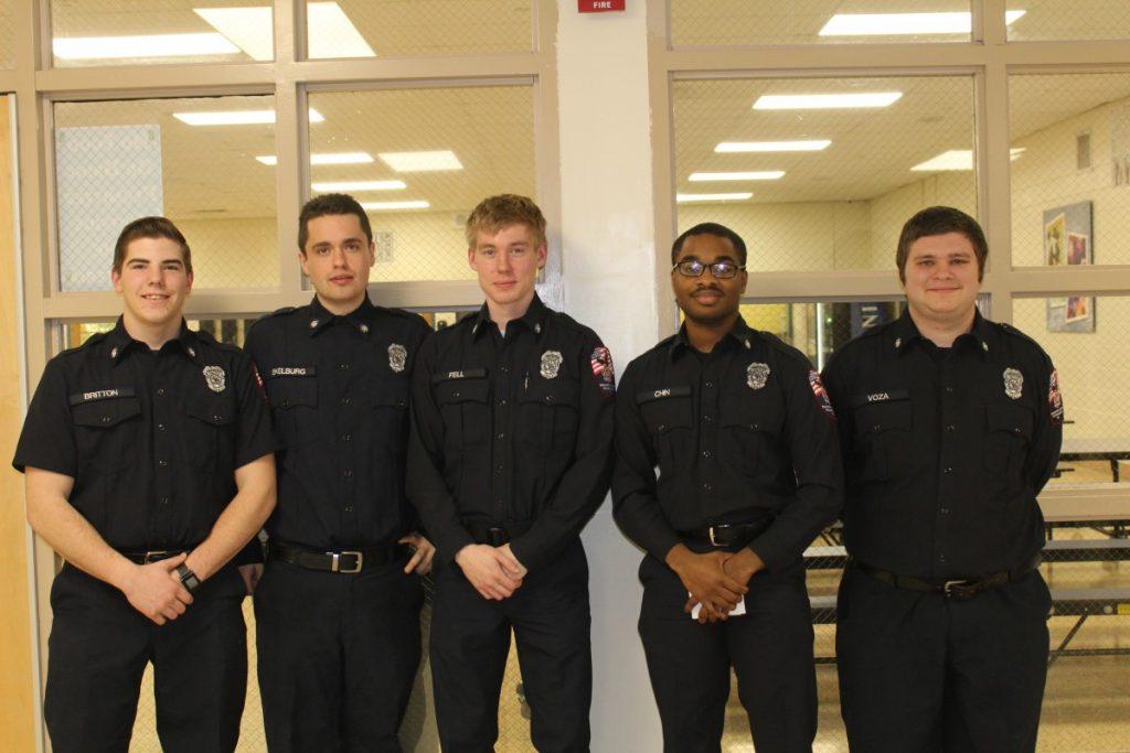 Firefighter 1 Graduates